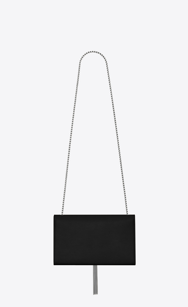 SAINT LAURENT MONOGRAM KATE WITH TASSEL Woman kate medium with tassel in grain de poudre embossed leather b_V4