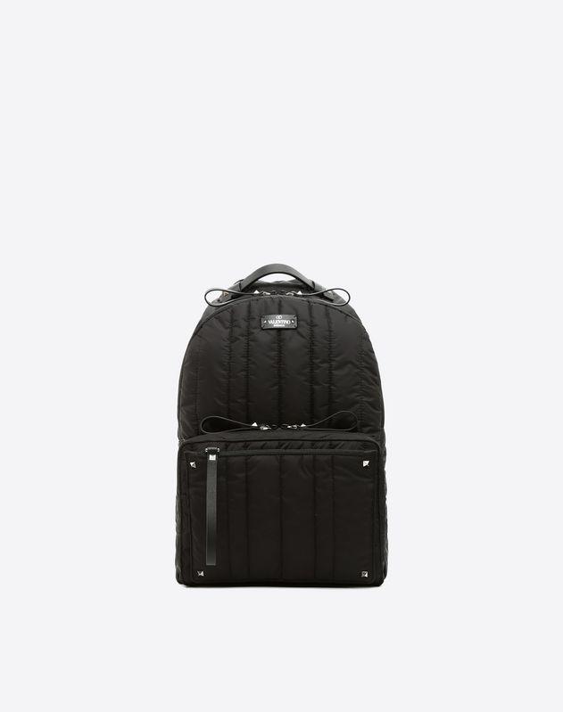 Stud detail rucksack