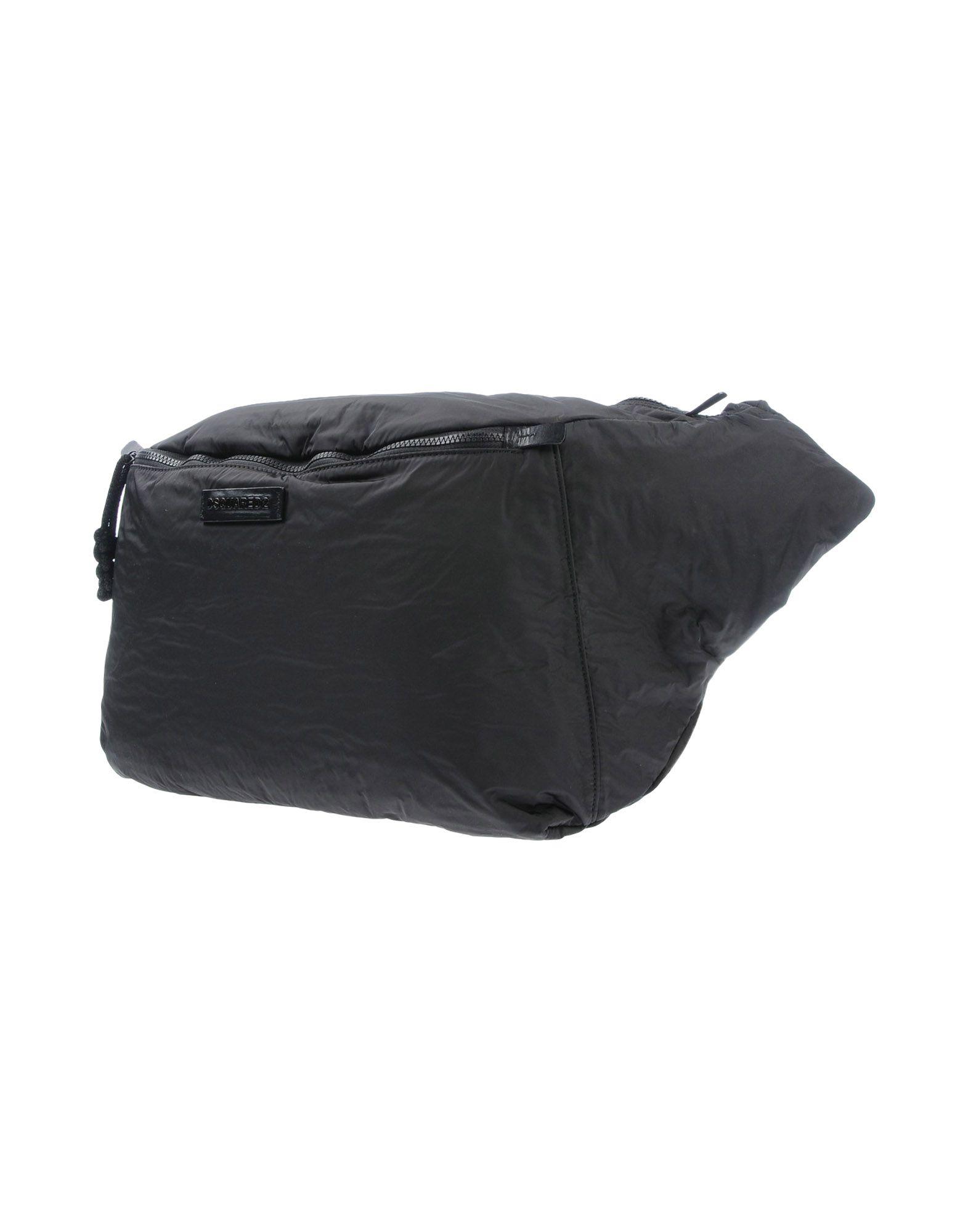 DSQUARED2 Рюкзаки и сумки на пояс сумки