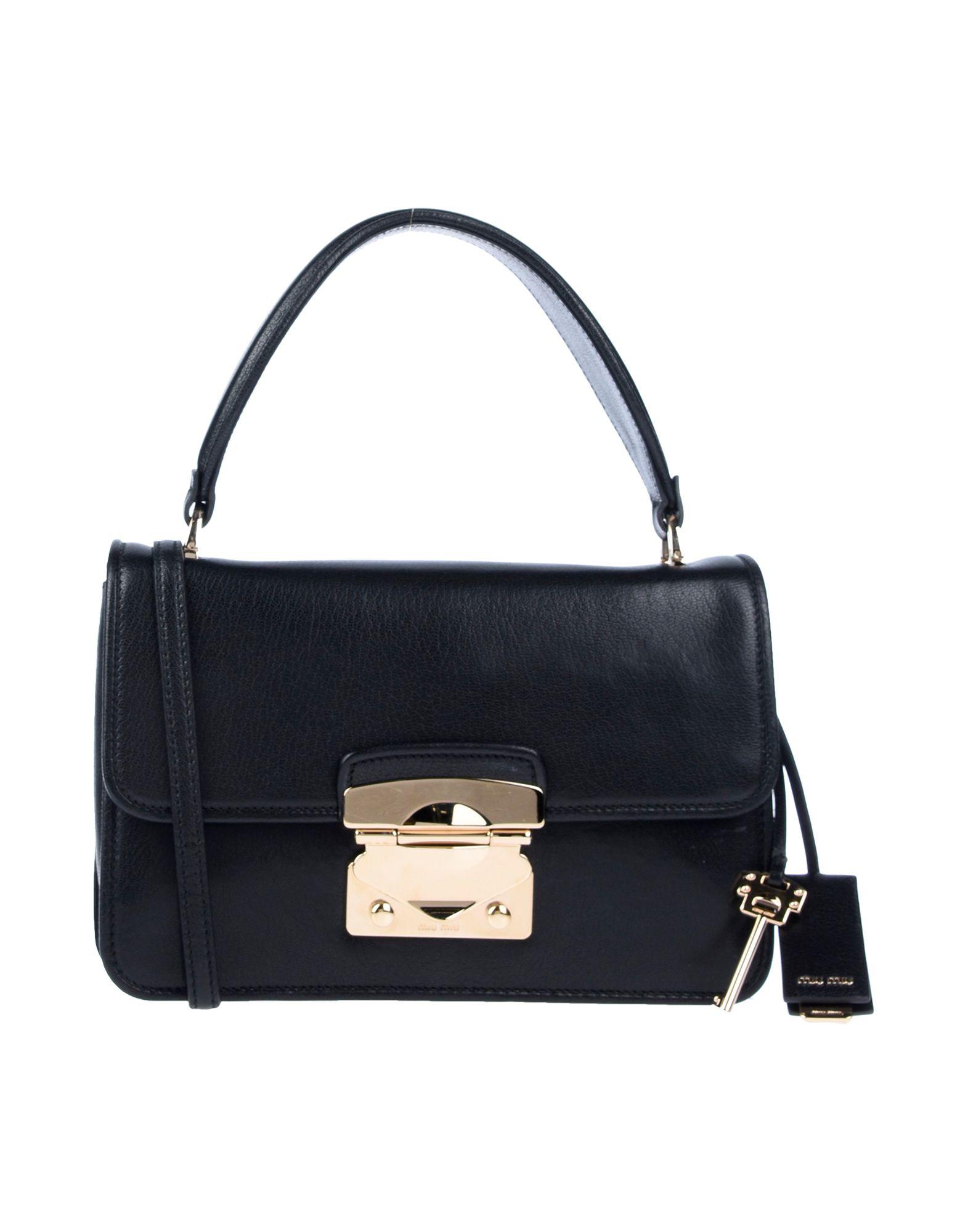 MIU MIU Сумка на руку сумка miu miu p00126898 miumiu 2015