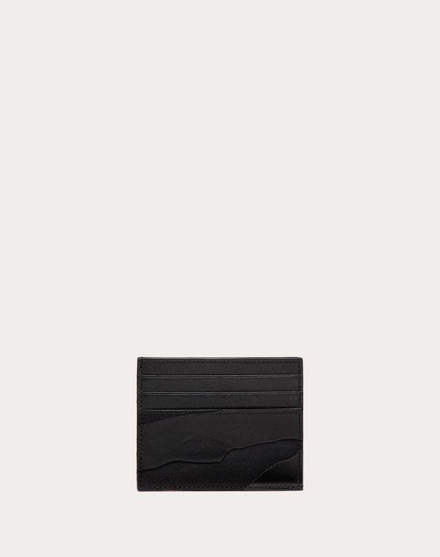Camouflage Noir Cardholder