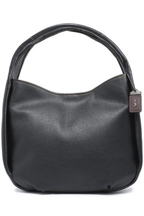 56e3203545 COACH Bandit pebbled-leather shoulder bag