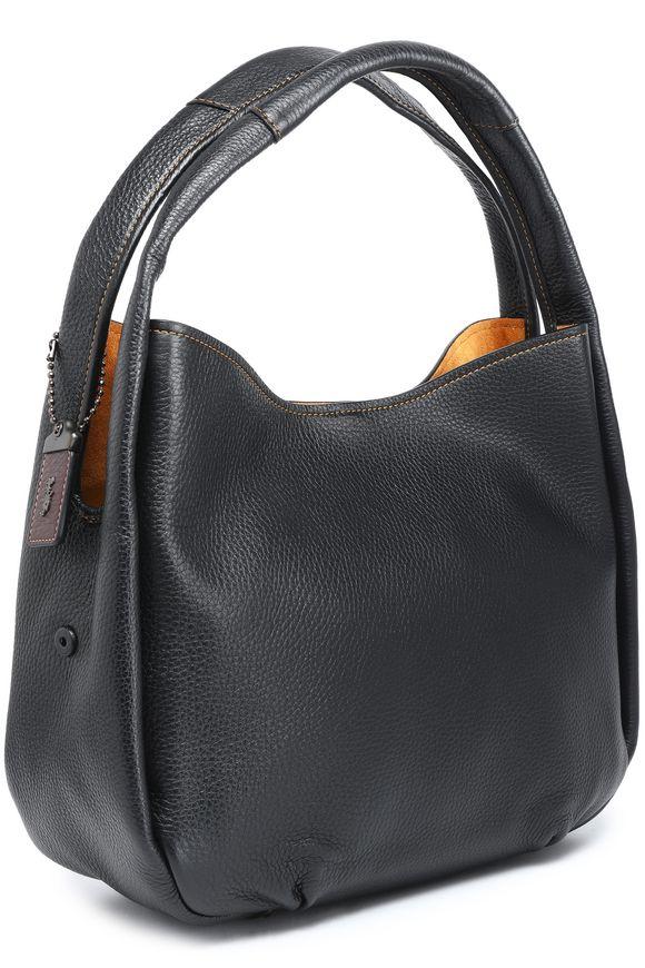 4baa484892 Bandit pebbled-leather shoulder bag | COACH | Sale up to 70% off ...