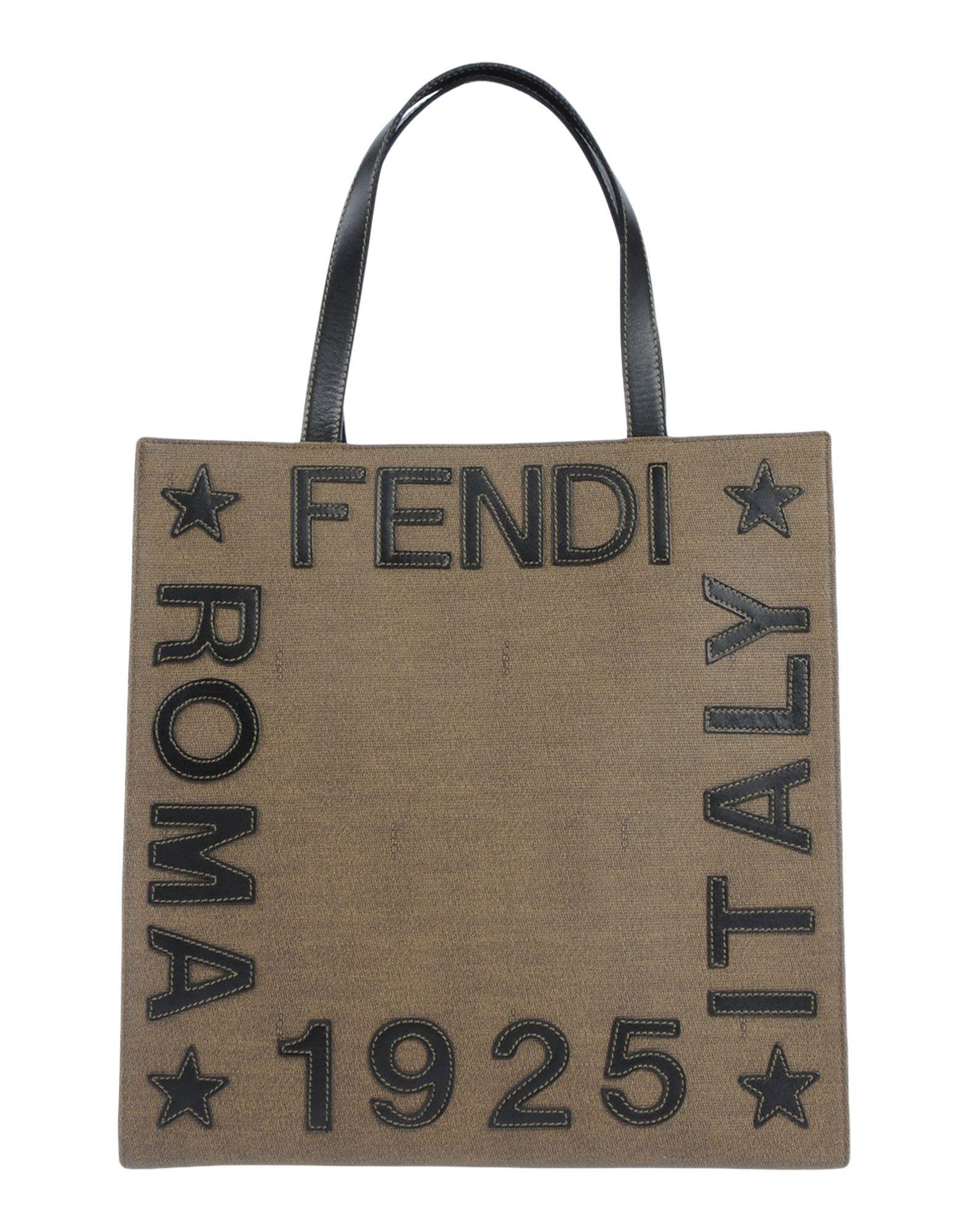FENDI Сумка на руку сумка fendi gebnegozionline79818