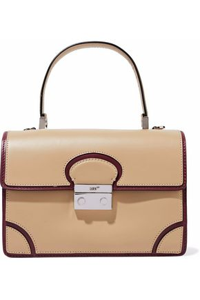REDValentino Leather shoulder bag