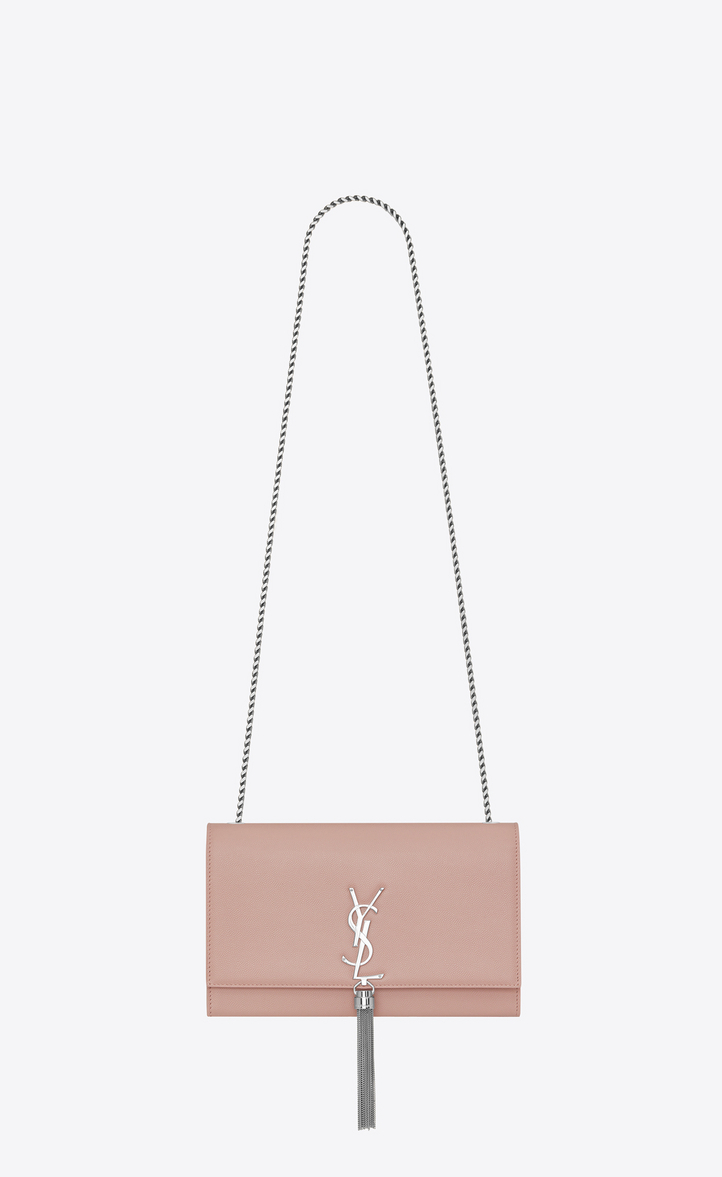 e87dc737d068 Saint Laurent In Pale Blush