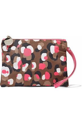 RED(V) Printed shell pouch