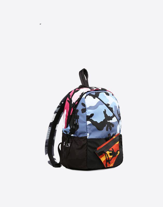 Рюкзак с мотивом Camushuffle