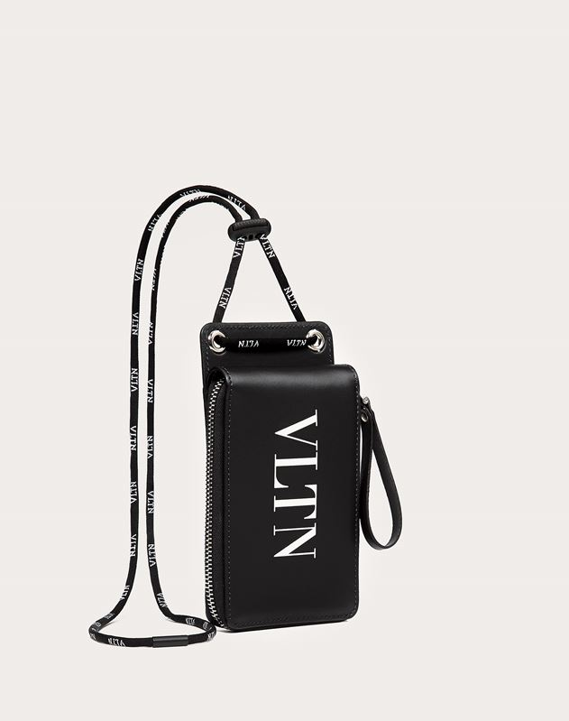 VLTN neck wallet