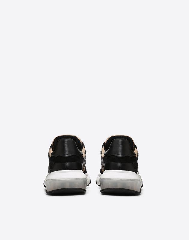 Low-Top-Sneaker Bounce mit Tiger-Motiv
