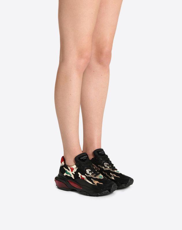 Low-Top-Sneaker Bounce mit Drachen-Motiv