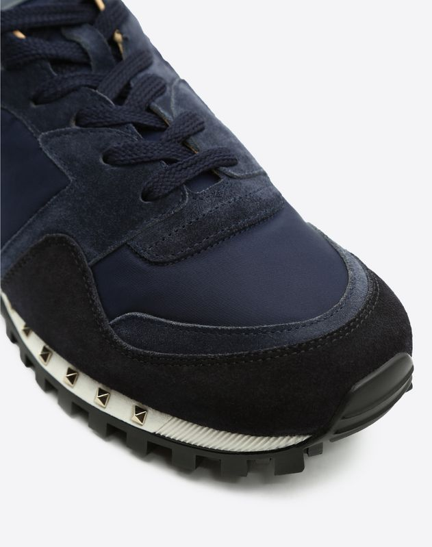 Sneaker with stud detailing