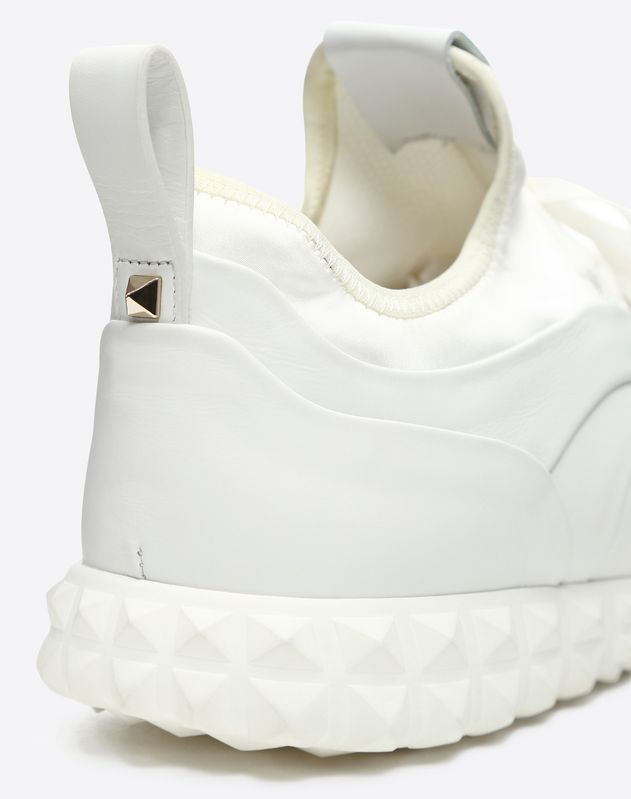 Sneaker with Stud Detail