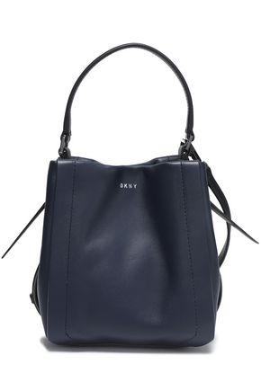 DKNY Leather shoulder back