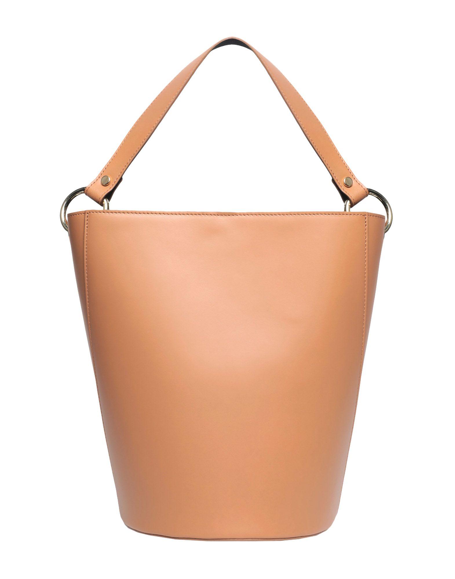 8 by YOOX Сумка на руку sammons sammons мужской заголовок слой кожи плеча мешок человек сумка досуг сумка 190263 01 черный