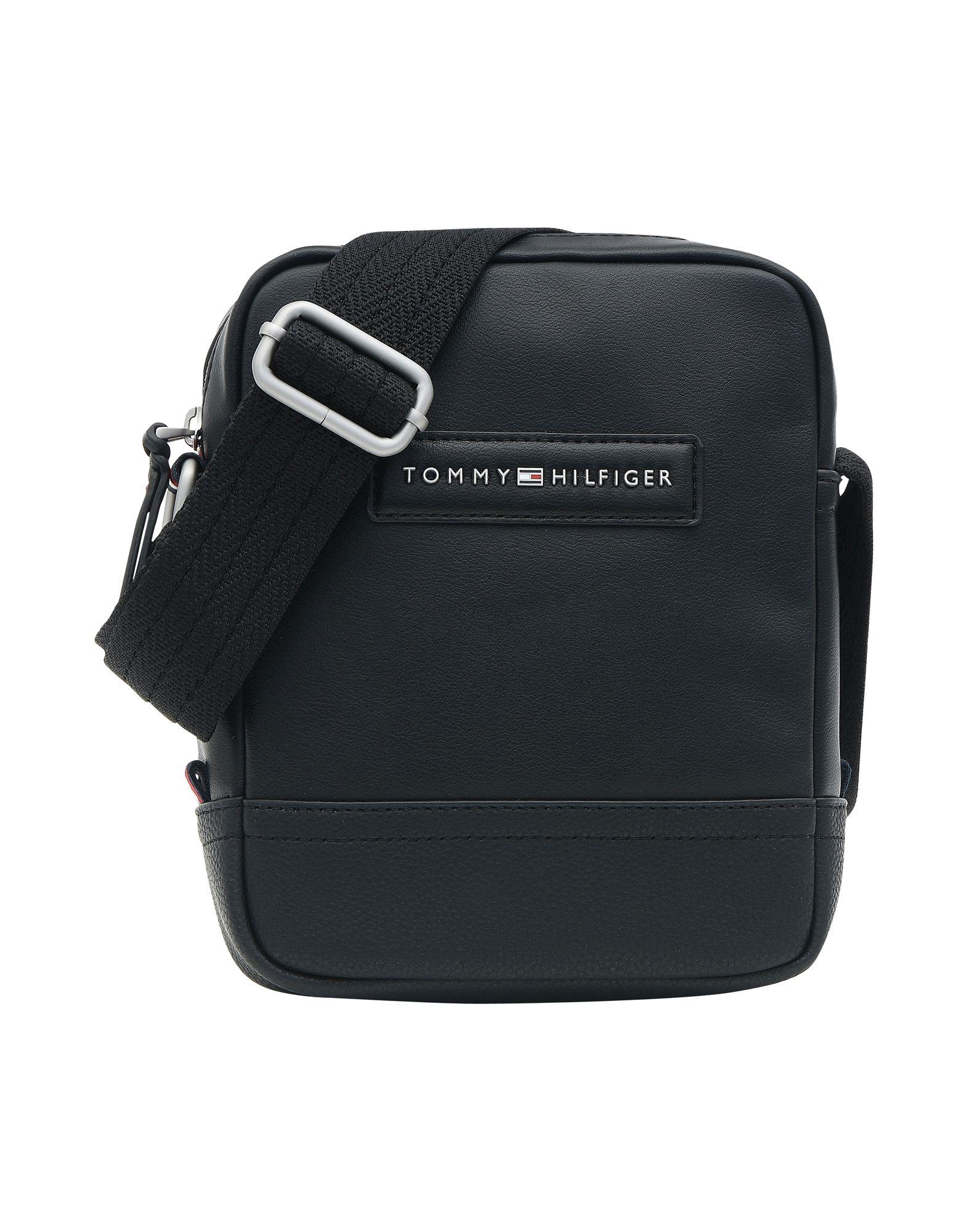 TOMMY HILFIGER Сумка через плечо сумка tommy hilfiger aw0aw04731 002 black