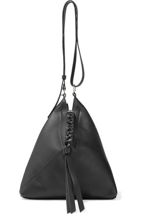 NINA RICCI Tupi leather shoulder bag