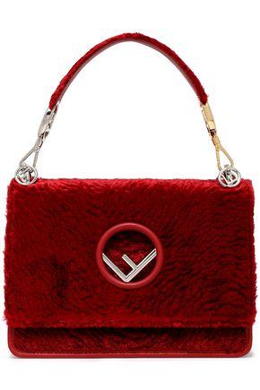 FENDI Velvet shoulder bag