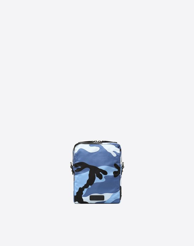 Small Camouflage Nylon Bag