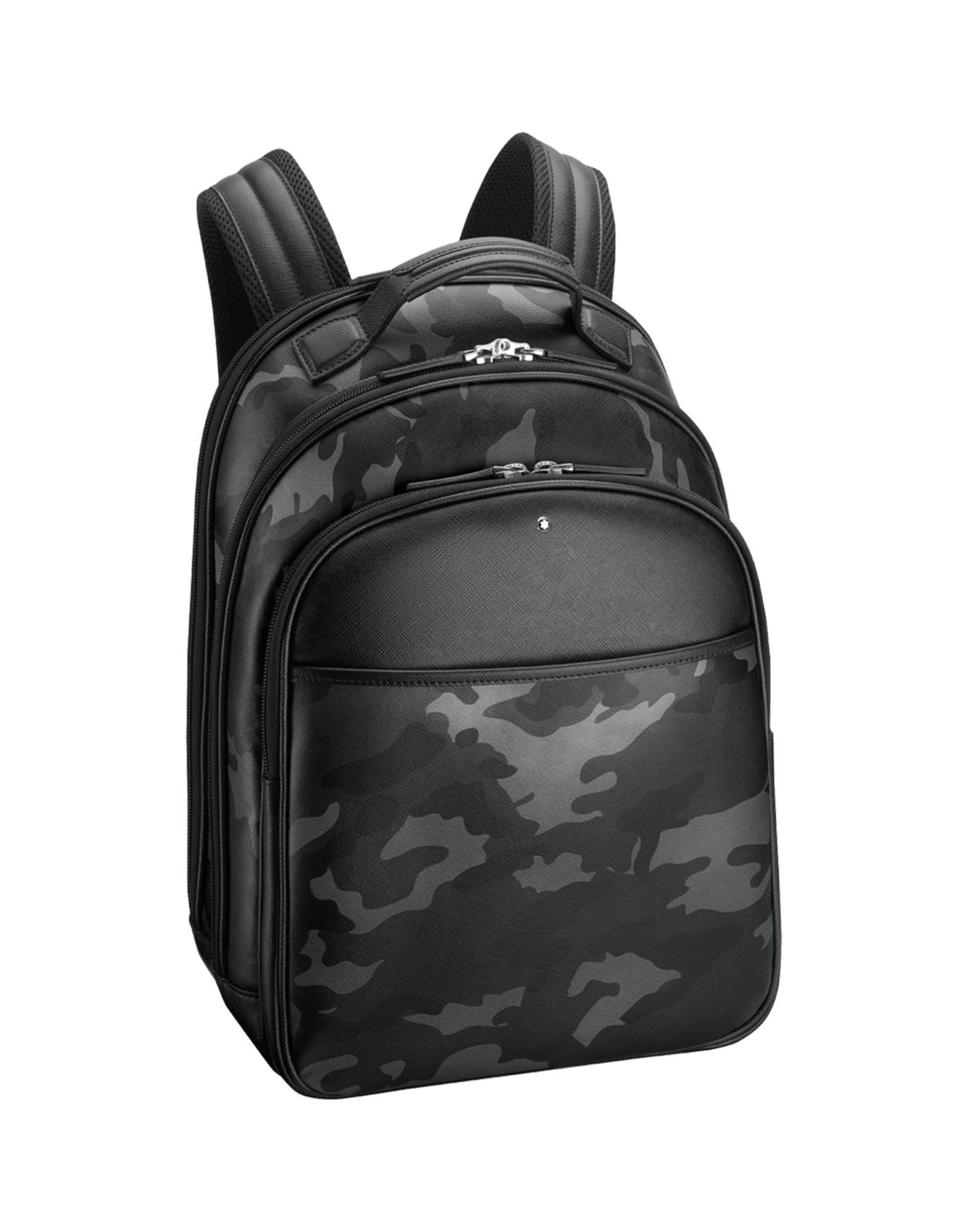 MONTBLANC Рюкзаки и сумки на пояс мужские сумки