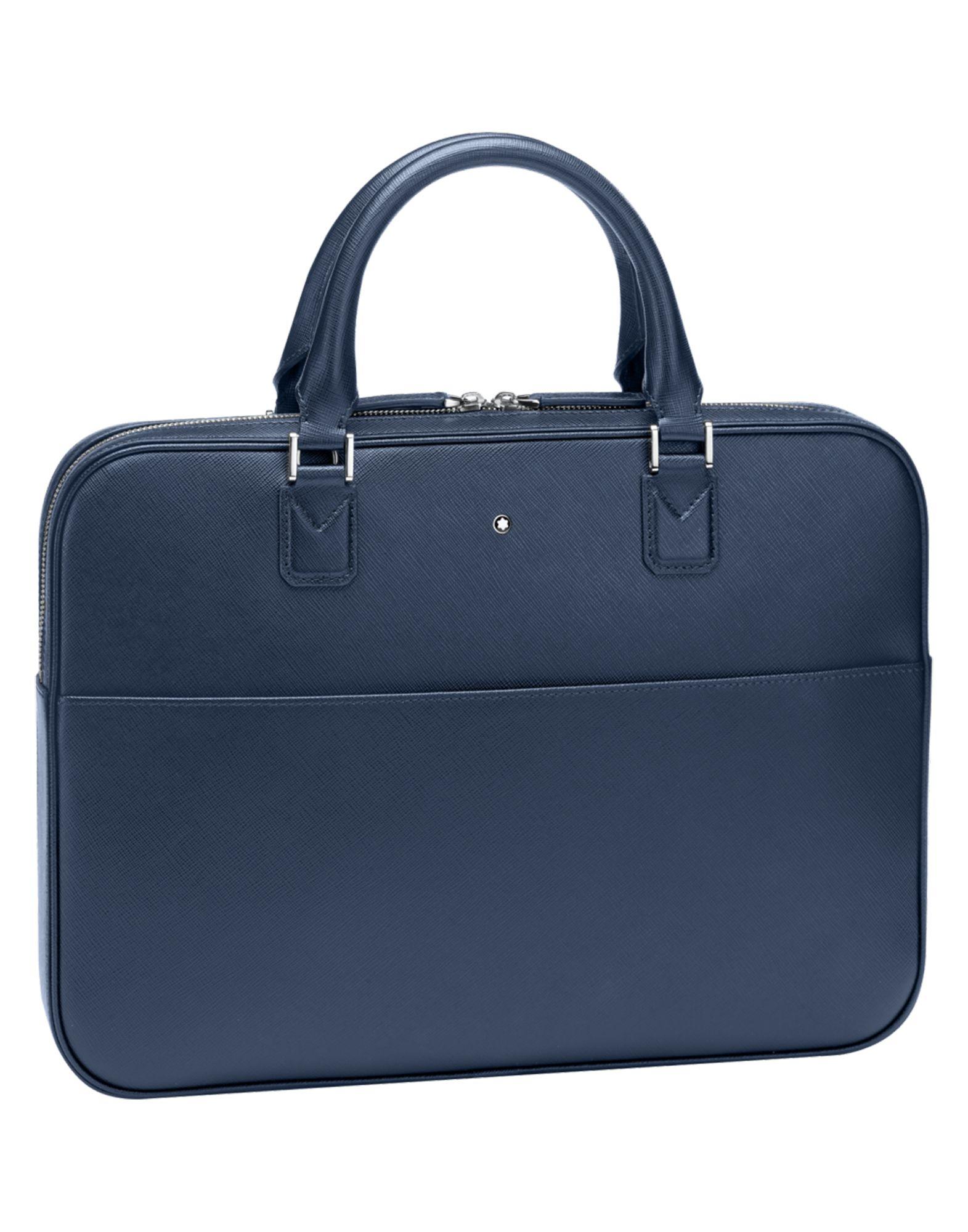 MONTBLANC Деловые сумки мужские сумки