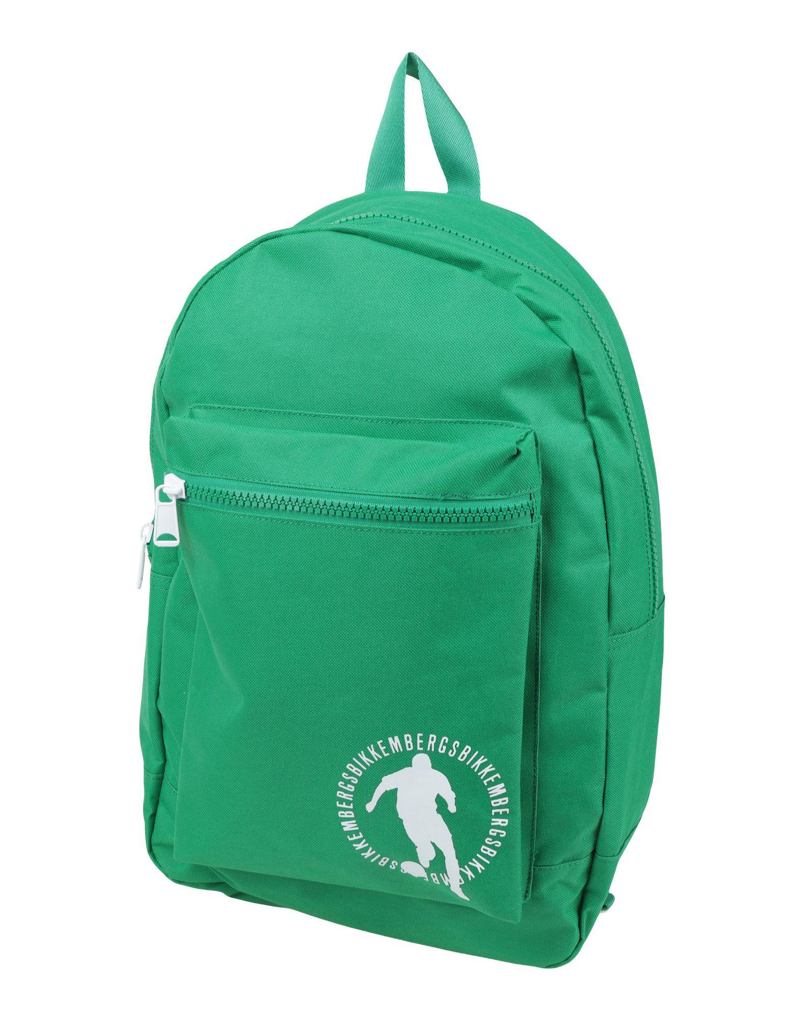 BIKKEMBERGS Рюкзаки и сумки на пояс мужские сумки