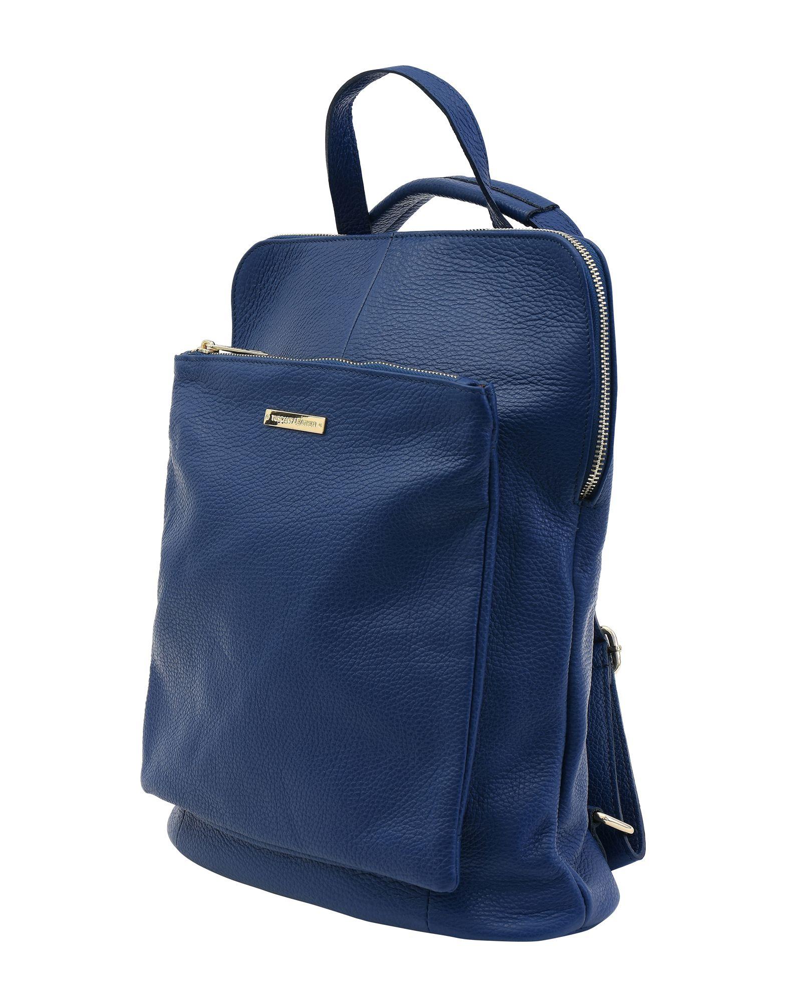 TUSCANY LEATHER Рюкзаки и сумки на пояс tuscany