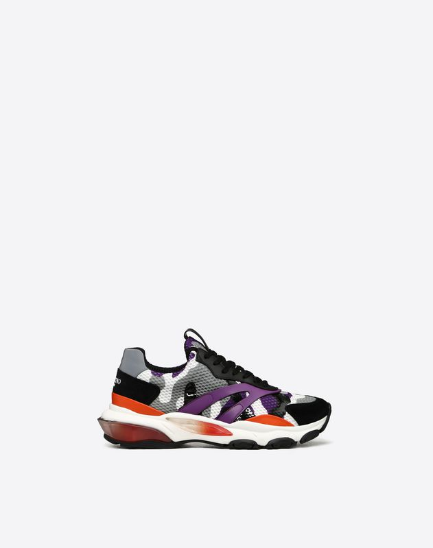 Camouflage Bounce trainer