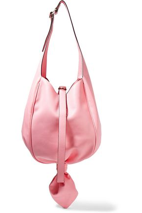 J.W.ANDERSON Knot leather shoulder bag