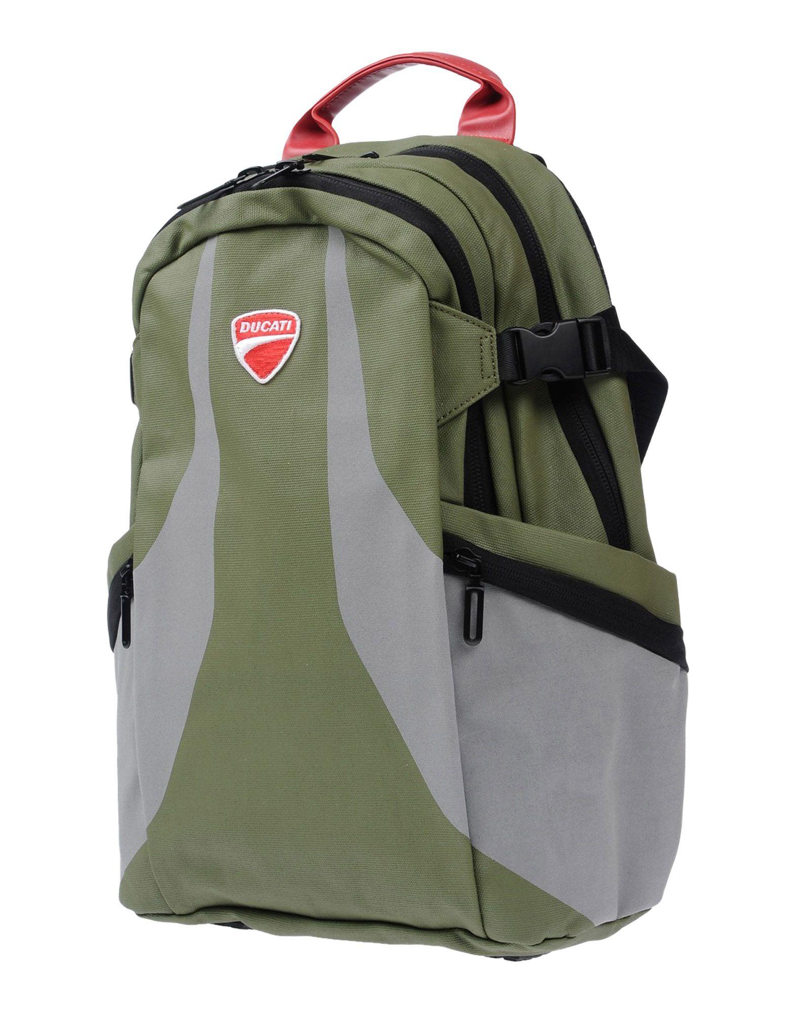 DUCATI Рюкзаки и сумки на пояс
