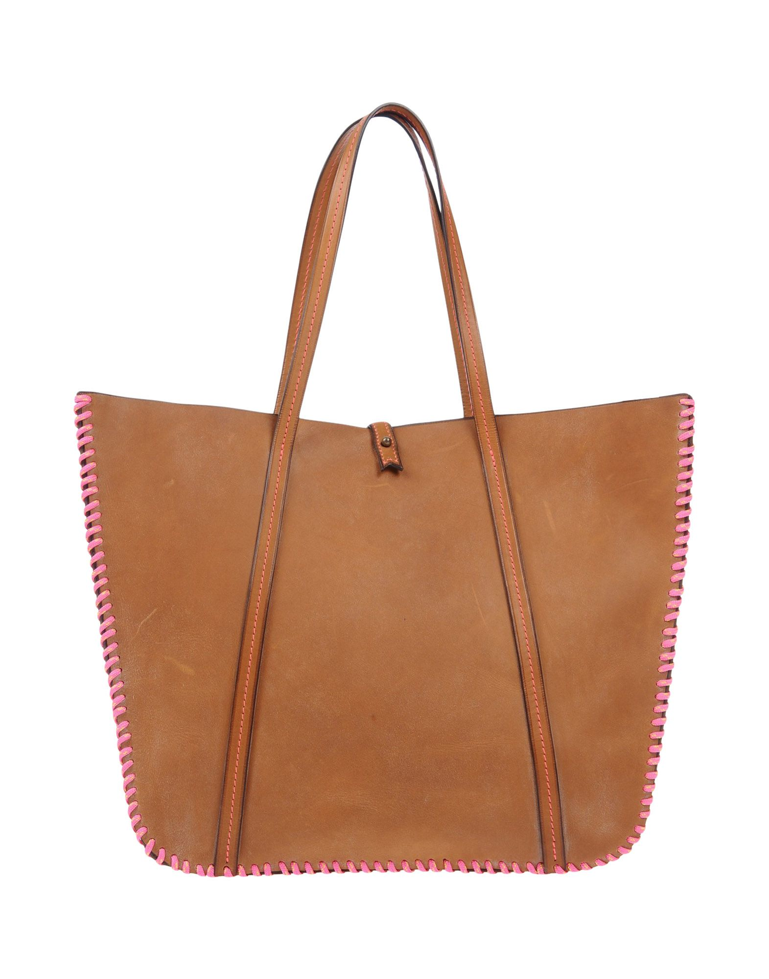 LACONTRIE Handbag in Brown