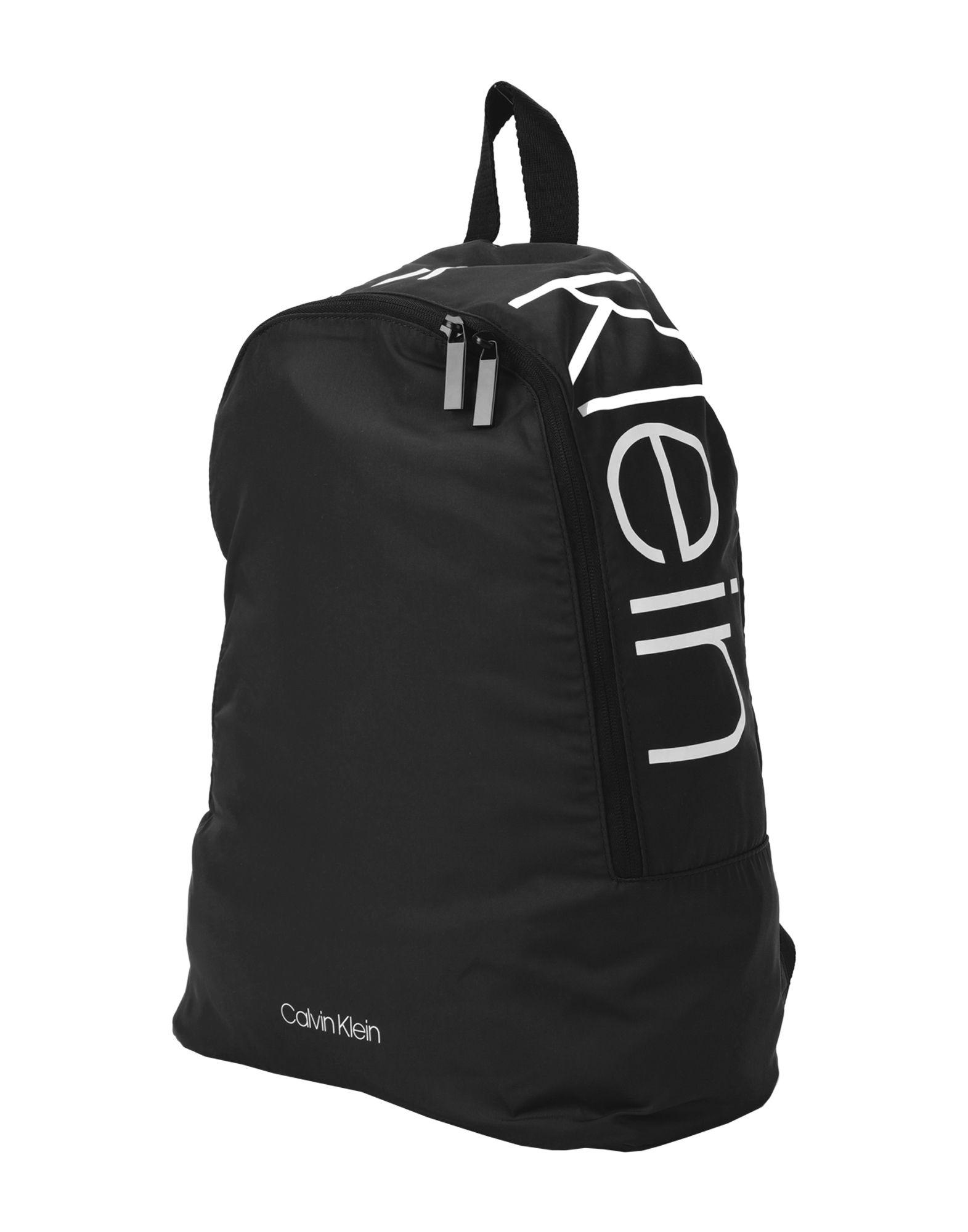 CALVIN KLEIN Рюкзаки и сумки на пояс женские сумки