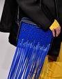 LANVIN Shoulder bag Woman FRINGE TOFFEE BAG f