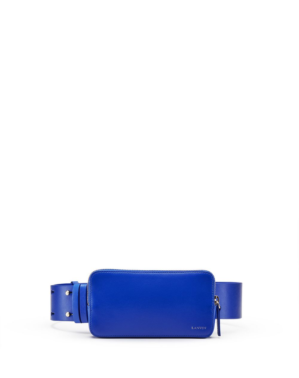 ELECTRIC BLUE PIXEL-IT BAG - Lanvin