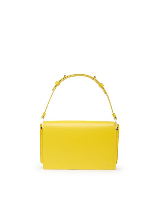 BORSA PIXEL-IT GIALLO SOLE - Lanvin