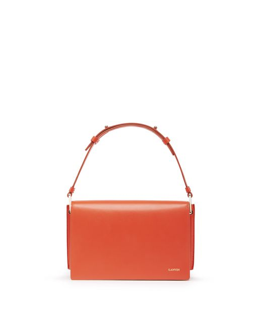 BRIGHT ORANGE PIXEL-IT BAG  - Lanvin