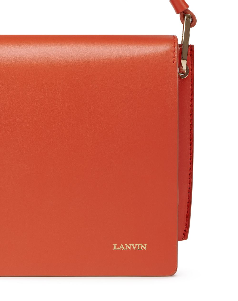 BORSA PIXEL-IT ARANCIONE BRILLANTE  - Lanvin