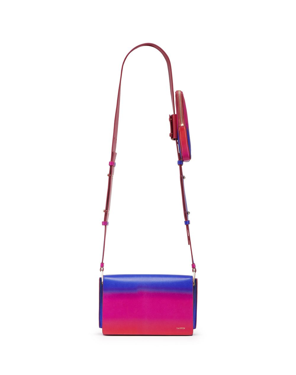 KRISTA KIM PRINT PIXEL-IT BAG - Lanvin