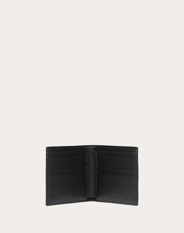 Camouflage Noir wallet