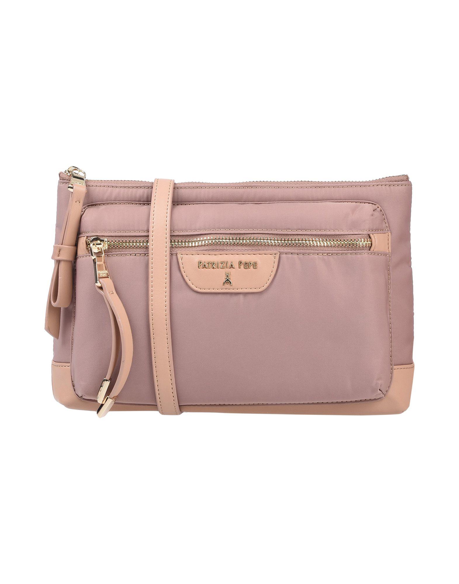 feger мужская сумка через плечо стоячий рюкзак спортивная сумка на поясе PATRIZIA PEPE Сумка через плечо
