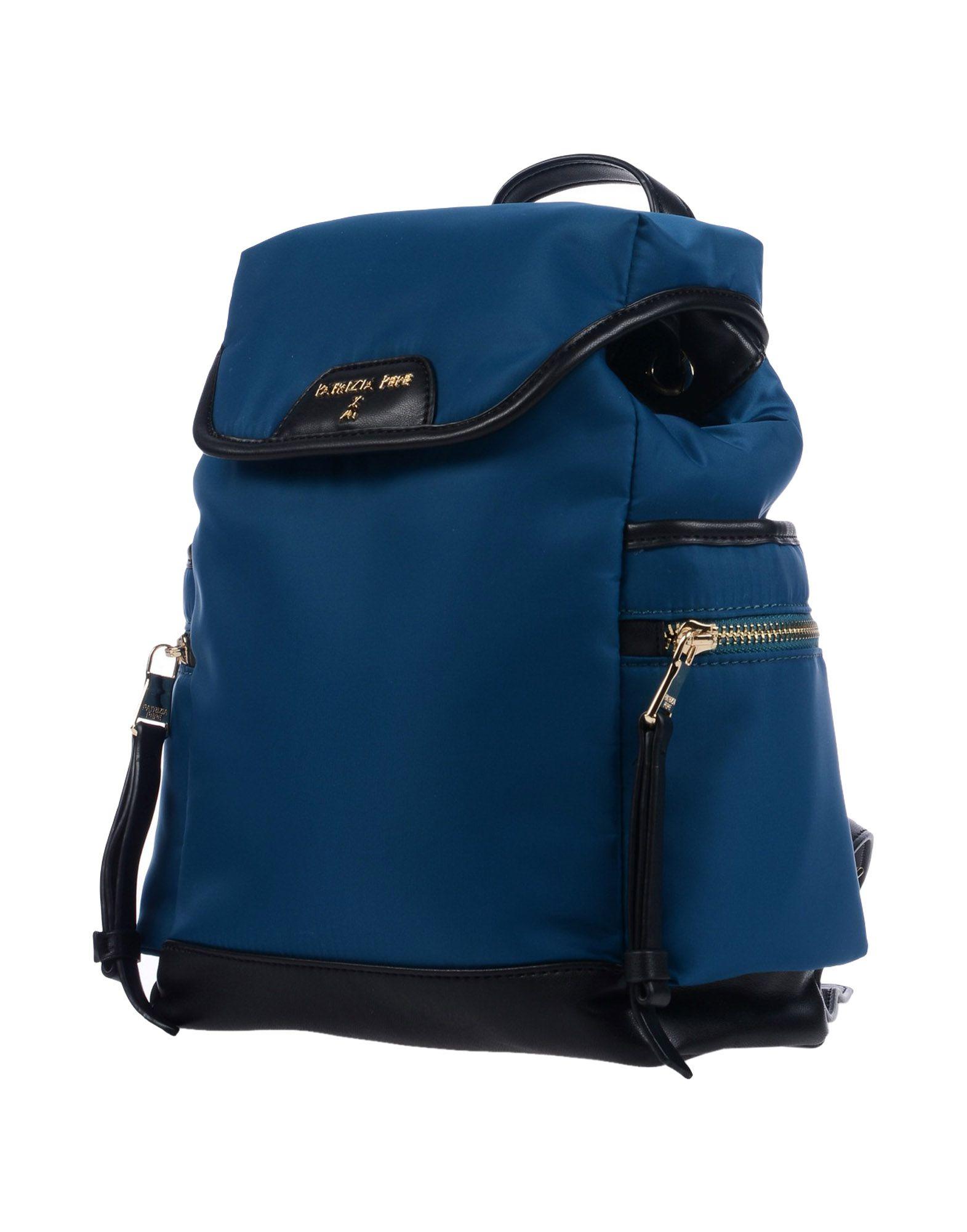 PATRIZIA PEPE Рюкзаки и сумки на пояс мужские сумки