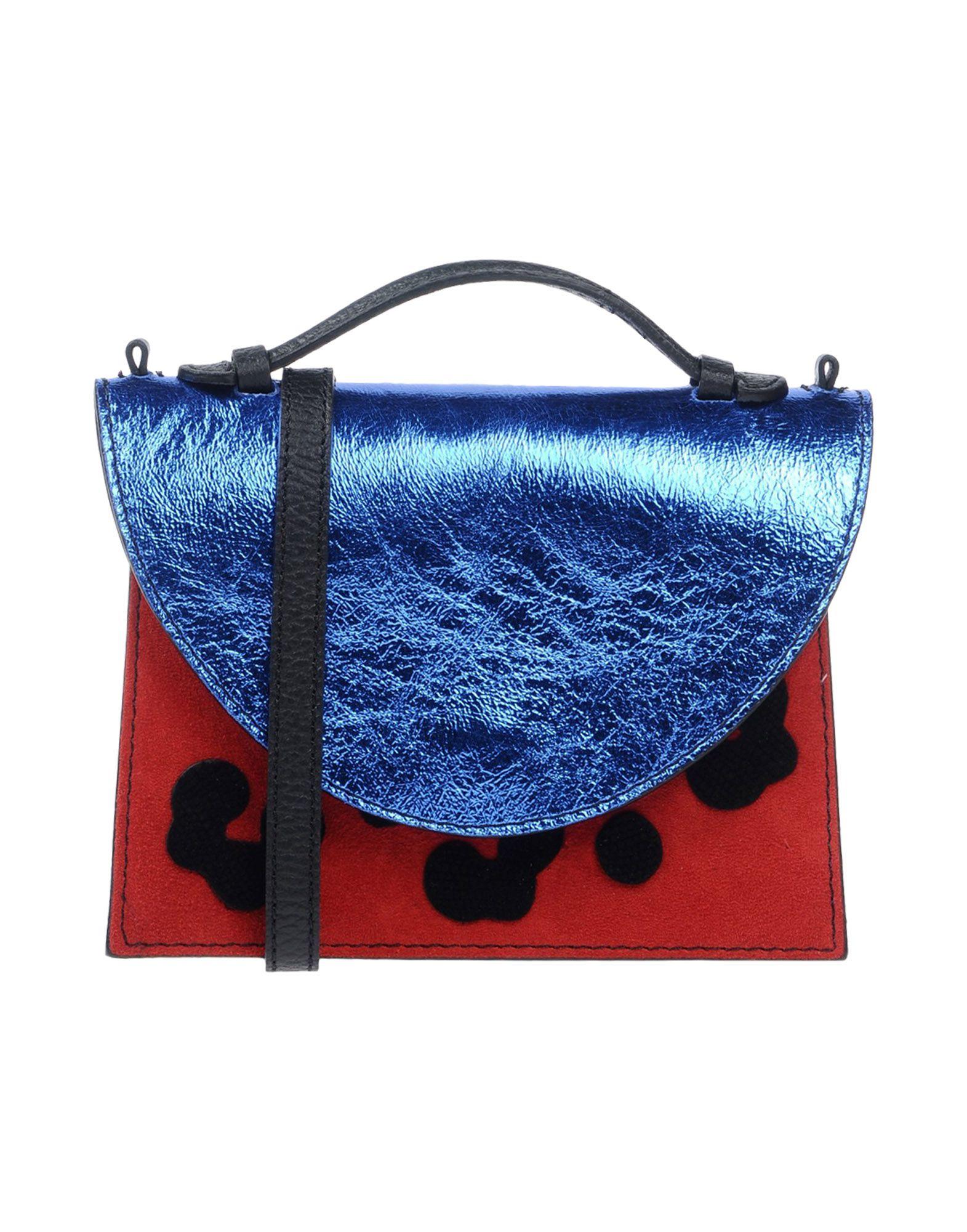IMEMOI Handbag in Blue