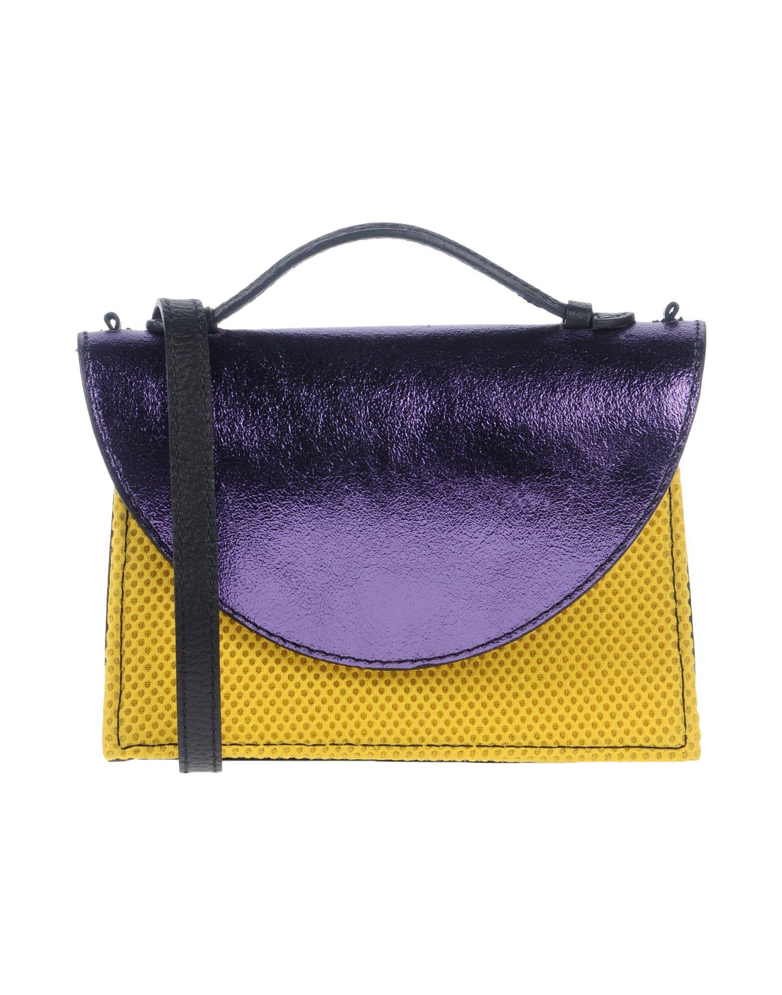 IMEMOI Handbag in Purple