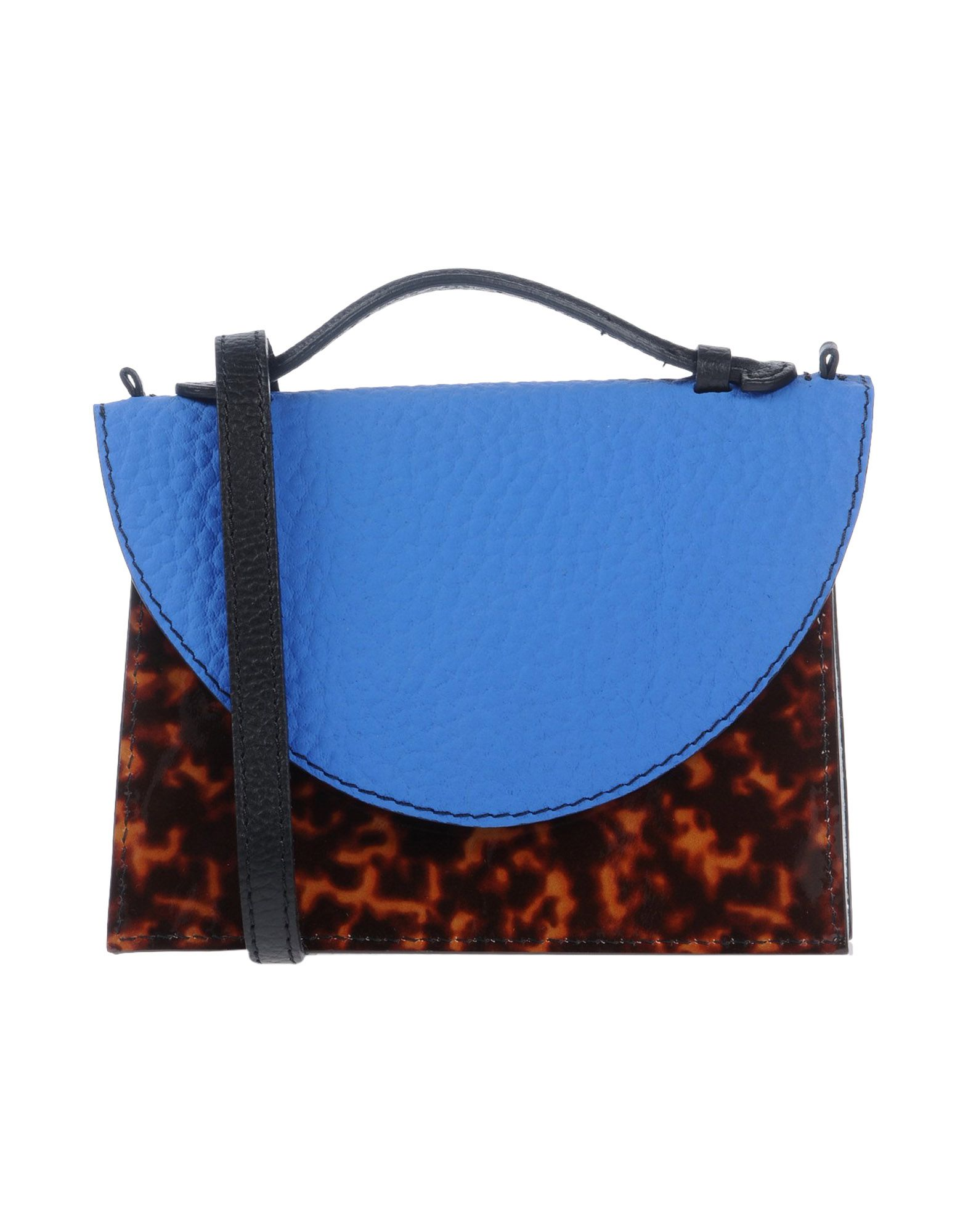 IMEMOI Handbag in Azure