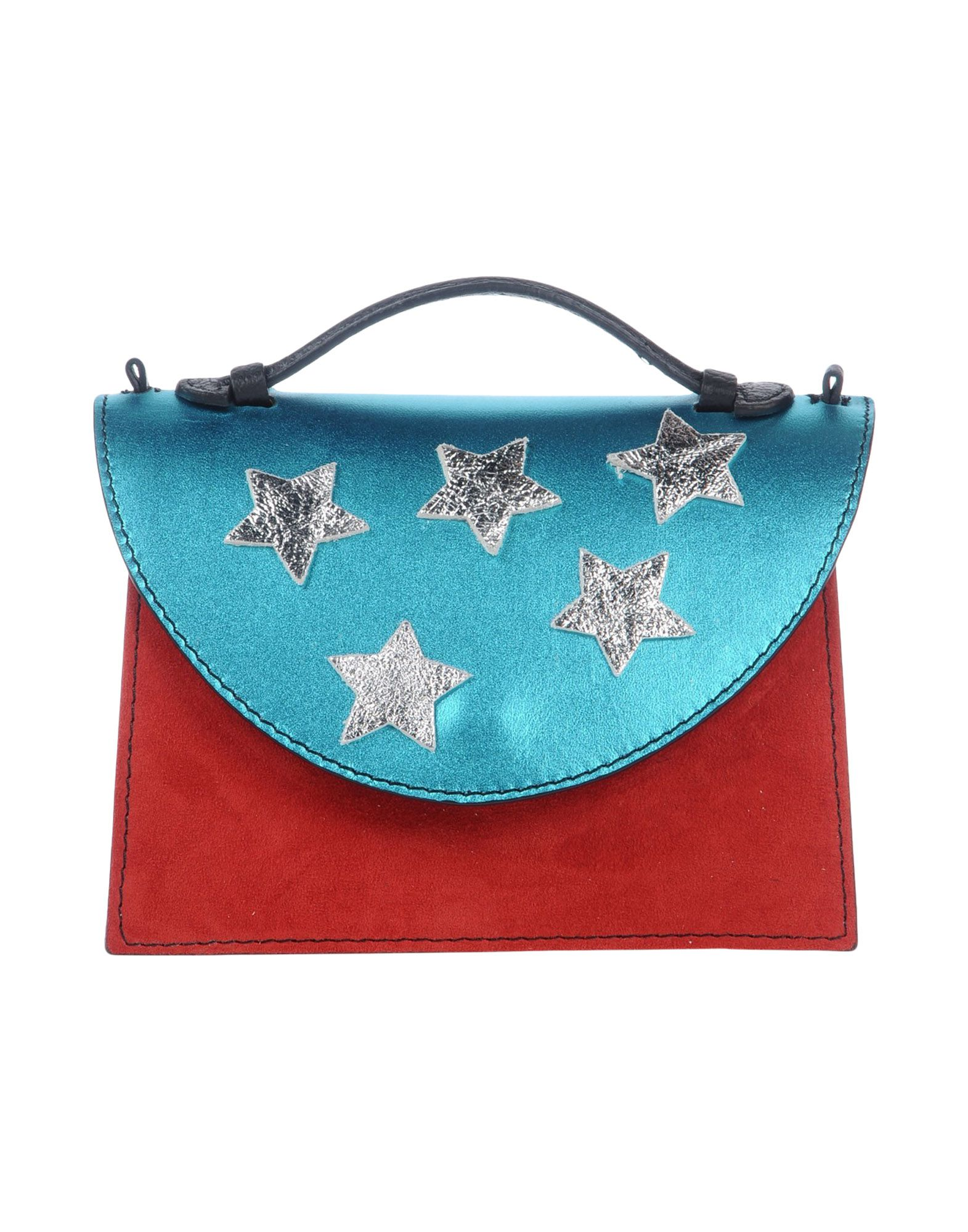 IMEMOI Handbag in Turquoise