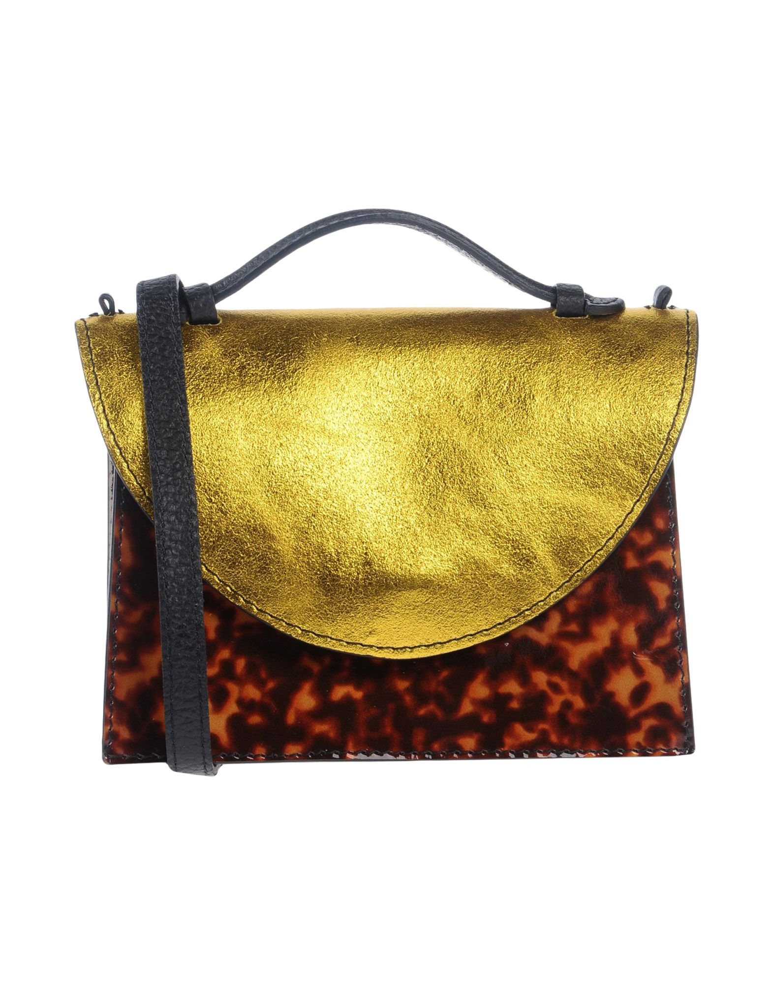IMEMOI Handbag in Yellow