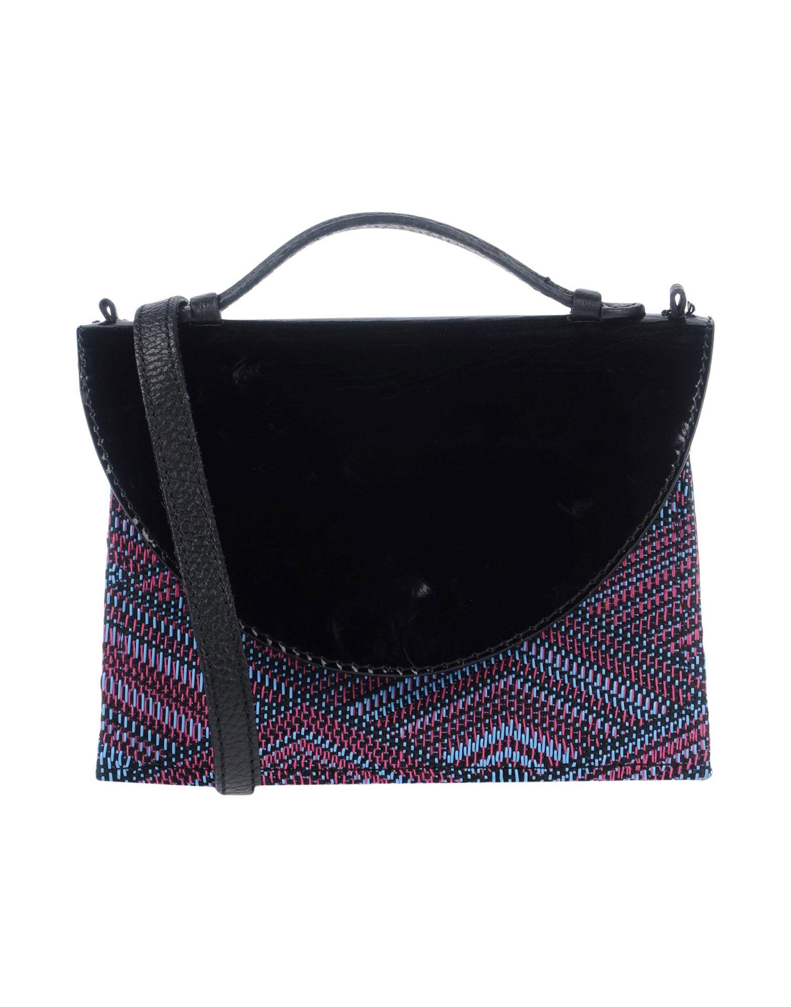 IMEMOI Handbag in Black