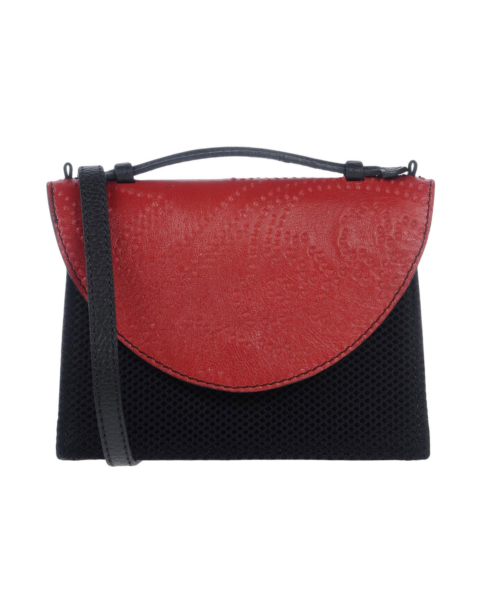 IMEMOI Handbag in Red
