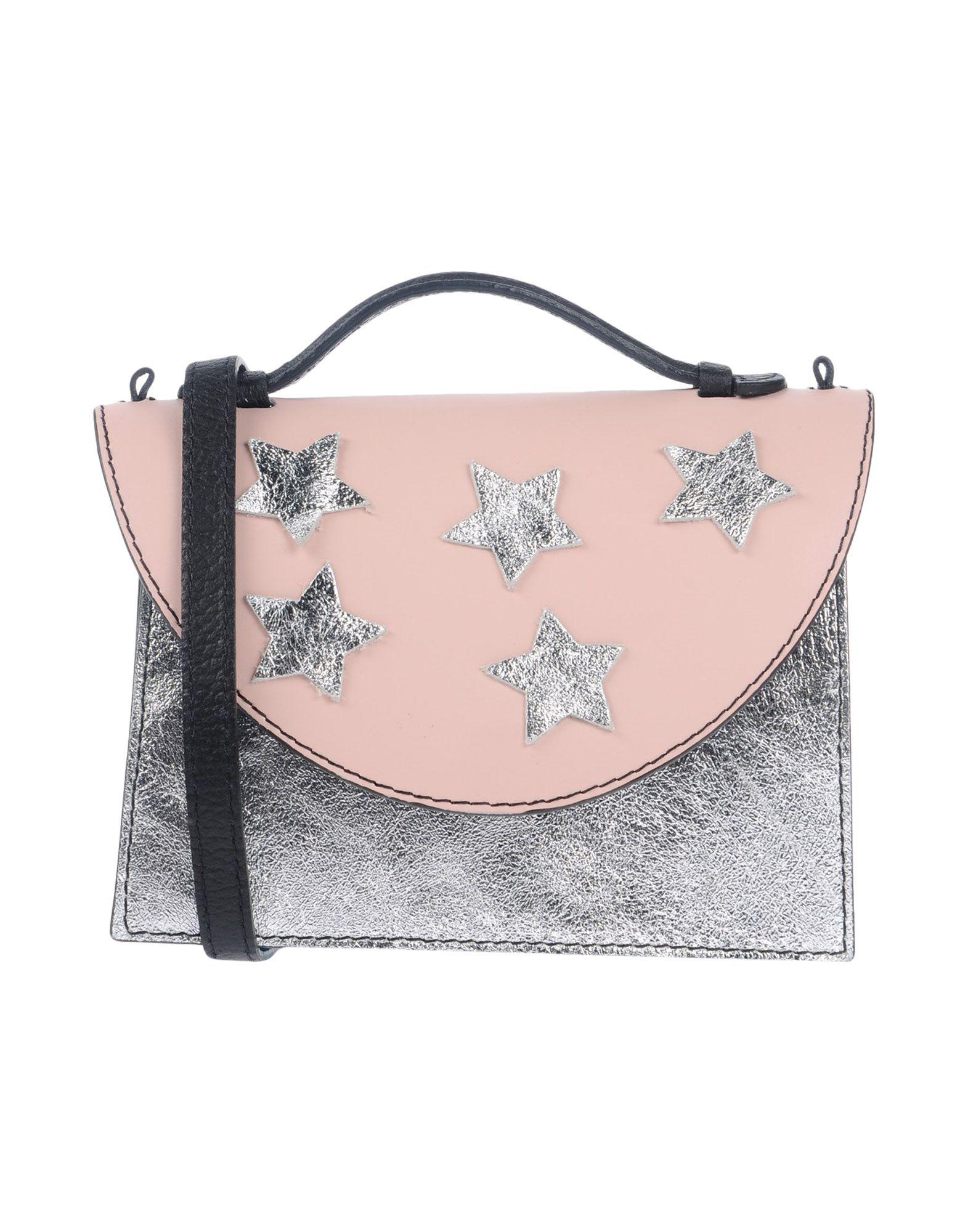 IMEMOI Handbag in Silver