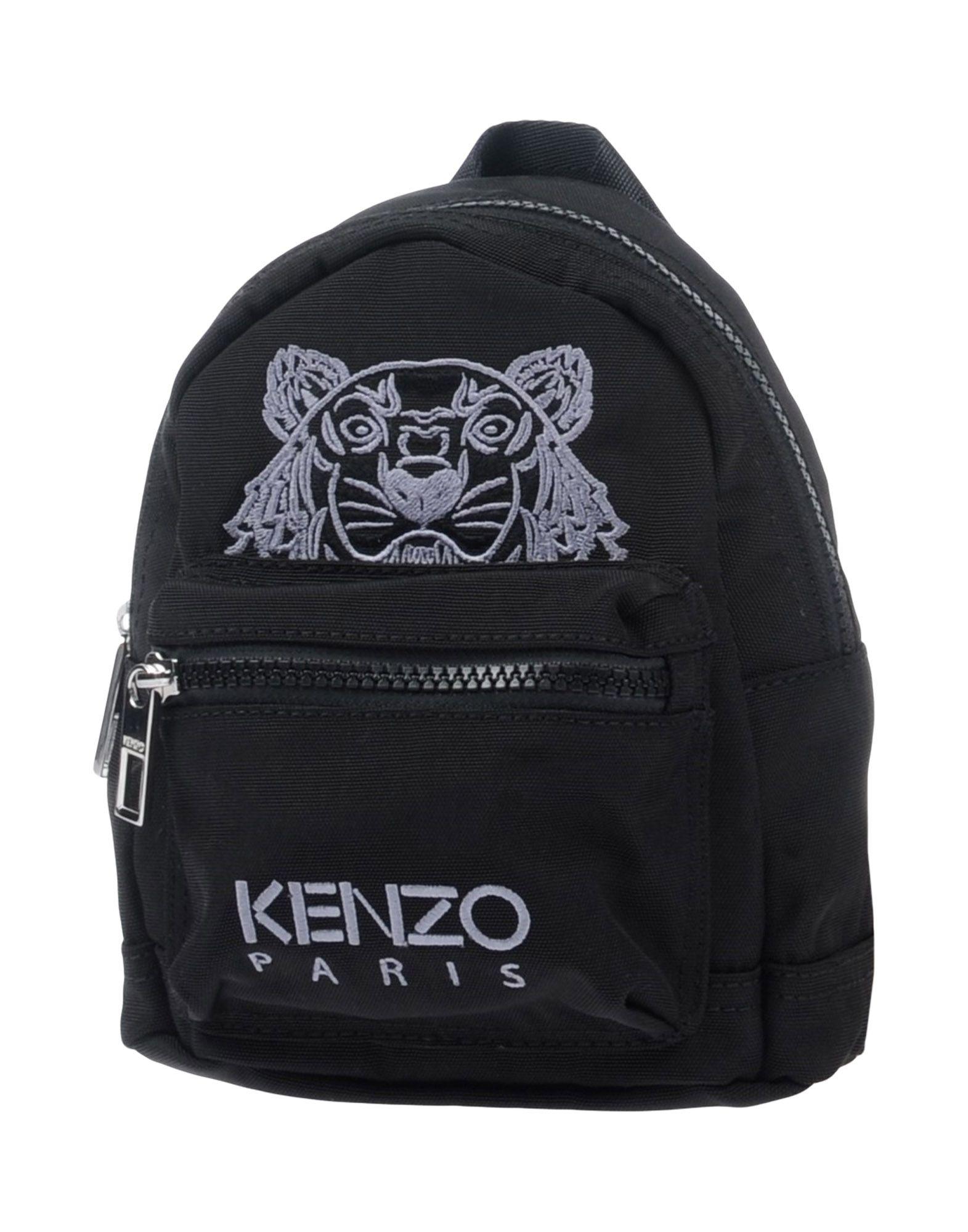 KENZO Рюкзаки и сумки на пояс женские сумки